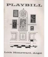 "Playbill ""LOOK HOMEWARD, ANGEL"" December 23, 1957 - $3.00"