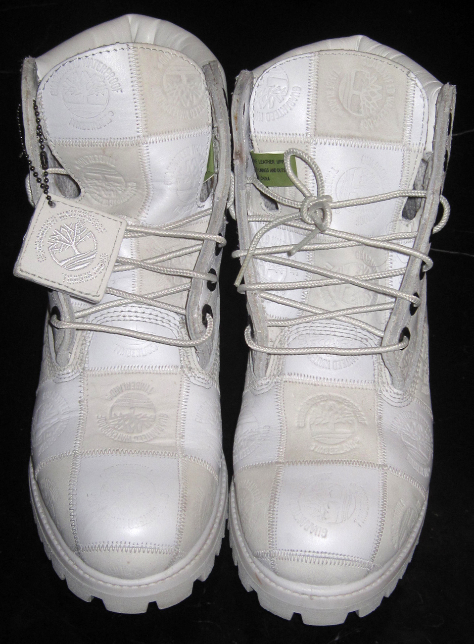 mens timberland shoes white waterproof boots size 7 1 2 m