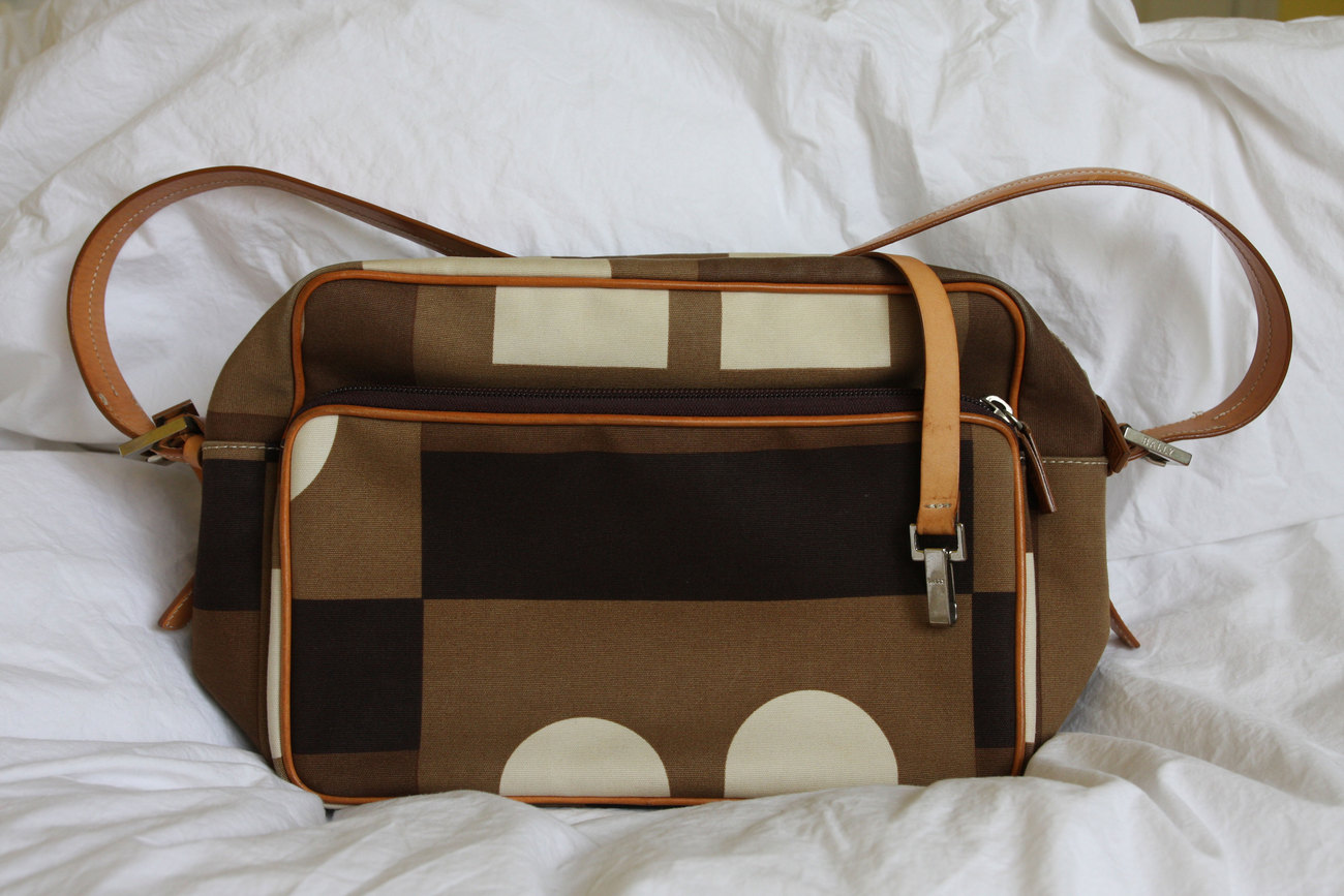 7c4cc4796 Authentic BALLY Multicolor Camouflage Canvas and 12 similar items. Img 2521