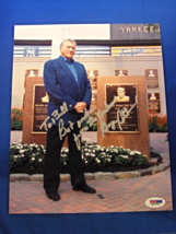 George Steinbrenner New York Yankees Owner Signed Auto 8 X10 Photo Psa/Dna - $299.99