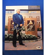 GEORGE STEINBRENNER NEW YORK YANKEES OWNER SIGNED AUTO 8X10 PHOTO PSA/DNA - $299.99