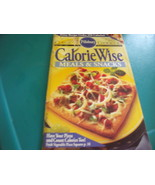 Pillsbury CalorieWise Meals & Snacks Classic Cookbook circa 1992 - $6.00