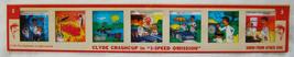 """No. 5 Clyde Crashcup in """"3-Speed Omission"""" Vintage 1964 Kenner Color Slide - $10.00"""
