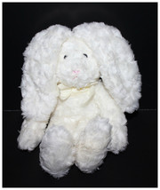 "Gymboree 12"" Floppy White Easter Bunny Rabbit Plush  - $18.27"