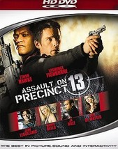 "HD DVD MOVIE "" ASSAULT ON PRECINCT 13 "" BRAND NEW - FACTORY SEALED - $3.99"