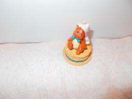 Lenox Disney Magic Thimble Collection Aristocats Porcelain Figurine - $9.99
