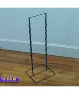 Double Round Strip Potato Chip, Candy Clip Counter Display Rack in Black - $49.49
