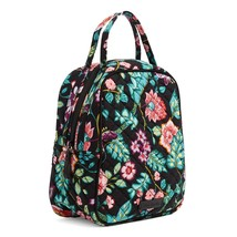 Vera Bradley Quilted Signature Cotton Iconic Lunch Bunch Bag, Vines Floral