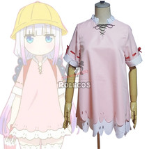 Miss Kobayashi's Dragon Maid Kamui Kanna Sleepwear Daily Dress Cosplay Cost - $36.98