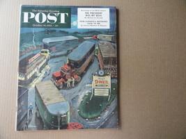 Saturday Evening Post Magazine October 10 1953 Complete - $12.99