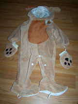 Infant Size 12-24 Months Plush Puppy Dog Halloween Costume Hood Jumpsuit... - $28.00