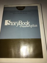 Creative Memories Storybook Creator Plus 2 CDS ... - $12.75