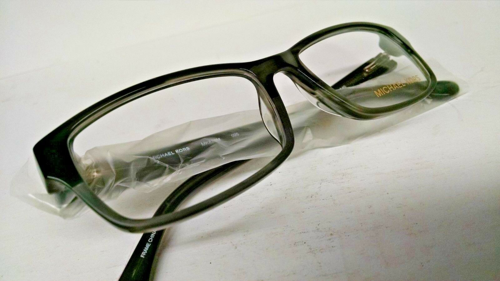 Michael Kors Eyeglass Frame 54-17-140 MK 828M 025 Gray Smoke Authentic!