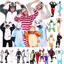Hot Unisex Animal Onesie1 Adult Pajamas Kigurumi Cosplay Costume Sleepwe... - $23.99