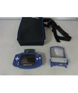 Entièrement Testé Nintendo Game Boy Advance - Original - Bleu Modèle Agb... - $53.84