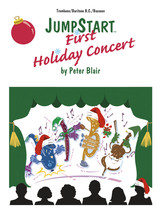 JumpStart First Holiday Concert - Tbn/Bari B.C./Bsn - $3.95