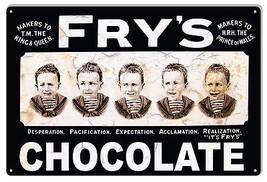 Frys Chocolate Nostalgic Sign 12×18 - $21.78
