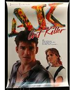 "A.K. ART KILLER (aka Still Life: The Fine Art of Murder) - 27""x40"" Origi... - $97.99"