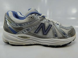 New Balance 840 Size US 7 M (B) EU 37.5 Women's Running Shoes Silver WR840WB - $20.36