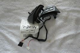 08 09 10 BMW 535i Steering Wheel Radio w/Lane Departure Control Switch OEM 705D - $13.74