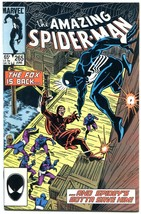 AMAZING SPIDER-MAN #265-1985-MARVEL-- NM-   --first silver sable! hot book - $55.48