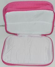 Terry Town CBW001 Waffle Weave Cosmetic Bag Color Hot Pink image 5