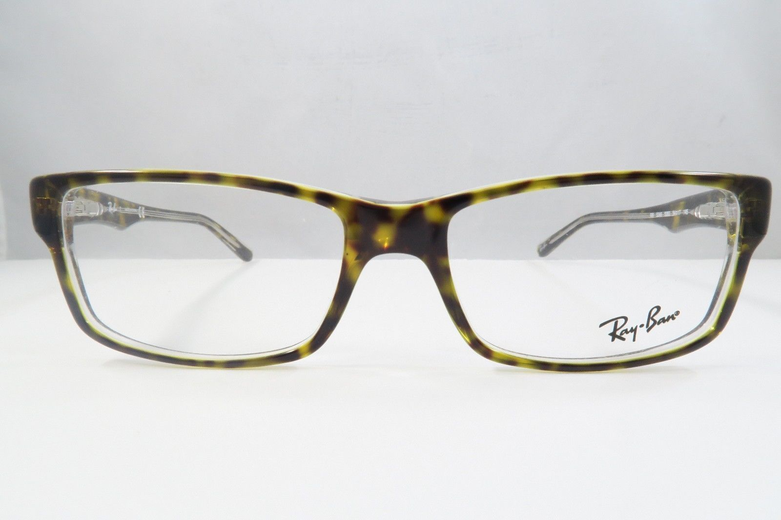 aca2a5793b S l1600. S l1600. Previous. Ray-Ban RB 5245 5082 Havana on Clear New  Authentic Eyeglasses 52mm - 192