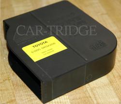 CARTRIDGE MAGAZINE FOR TOYOTA  AVALON PANASONIC ROCKFORD  6 DISC CD CHANGER - $32.00