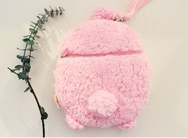 Molang Cosmetic Makeup Pen Strap Pouch Bag Case (Pink) image 4