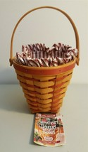 Longaberger 1996 Sweetheart Bouquet Basket #11240 Liner & Protector  - $15.00