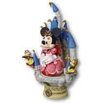 Kingdom Hearts Miniie Mouse Square Enix Formation Arts Vol3 Action Figur... - $18.42