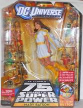 DC COMICS 75 YRS SUPER POWER MARY BATSON FIGURE - WHITE UNIFORM - VARIANT - $24.99