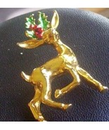Vintage holiday pin no 5     1960s never used  - $10.00