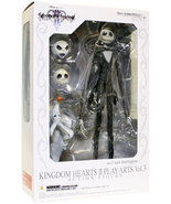 Kingdom Hearts: Jack Skellington Play Art Action Figure Brand NEW! - $119.99