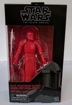 "Star Wars the Black Series The Last Jedi Elite Praetorian Guard 6"" Figur... - $25.20"