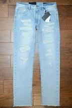 Armani Exchange A|X J16 Men's Straight Fit Stretch Cotton Distressed Jea... - $59.39