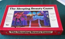 The Sleeping Beauty Game University Games 1989 Complete VGC - $9.50