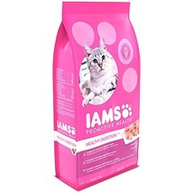Iams PROACTIVE HEALTH Adult Healthy Digestion Dry Cat Food Chicken Turke... - $17.25