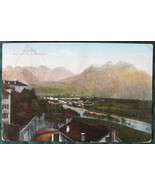 Vintage Hand tinted photo lithographed picture postcard of B - $7.00