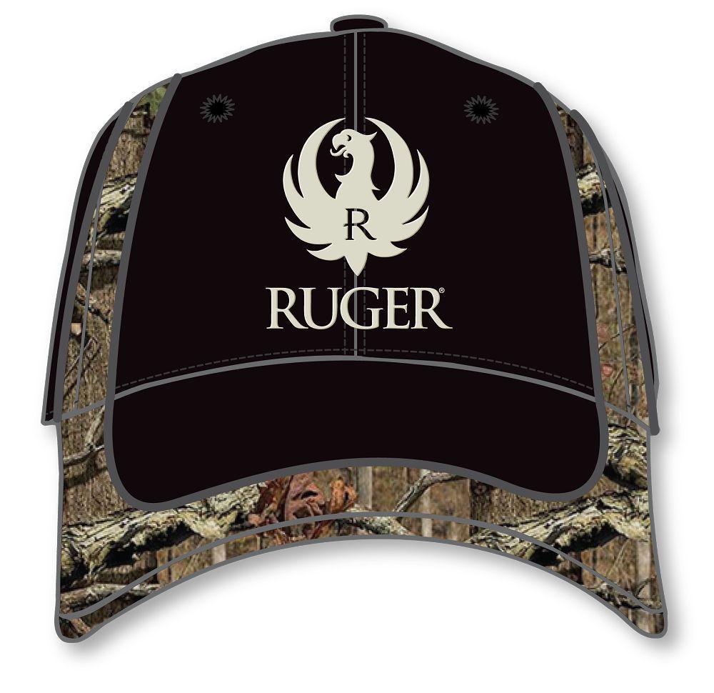 Ruger Camo Trim Camouflage USA Army Adjustable Baseball