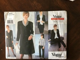 FOUR VOGUE sewing patterns Womens OOP Uncut - $24.99
