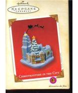 Hallmark Keepsake Ornament-Christmastime In The... - $9.99