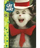 Dr. Seuss The Cat In The Hat Jim Thomas Softcov... - $2.99