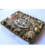 Recycled Jeweled compact - or it can still hold your cigarettes - $78.00