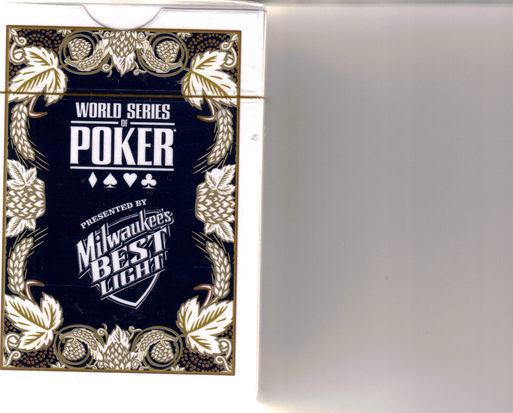 Play cards wsop milwaukee