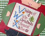 Winter Alphabet STU VWX YZ stitch chart Mt Forest Frameworks