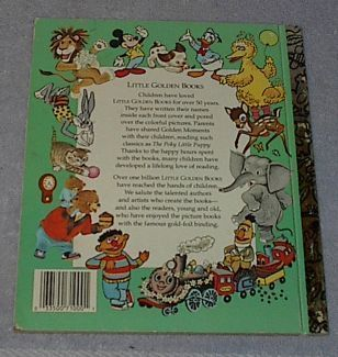 I Can't Wait Until Christmas Sesame Street Muppets Little Golden Book