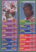 1989 Score Atlanta Falcons Football Team Set - $5.00