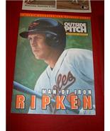 Cal RIPKEN ORIOLES 2131Ticket Photo Phone Baseball Card Mag - $99.00