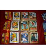 5000 OLD BASEBALL CARDS ALL IN UN-OPENED PACKS CASE LOT - $99.99